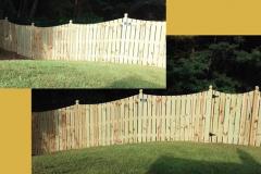 7.Swoop fence